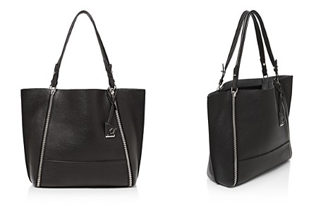 Botkier Soho Big Zip Leather Tote - Bloomingdale's_2